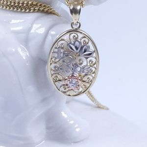 Jewelry - Solid 10KT Gold Pendant